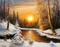 An tél hatalmában