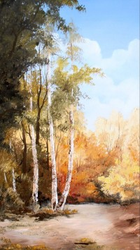 Októberi színek